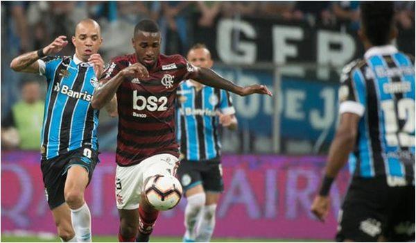 Gremio X Flamengo Libertadores da America