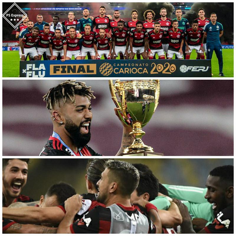 Flamengo Bicampeão Carioca